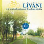 Livani?s brochure about cycling and the city